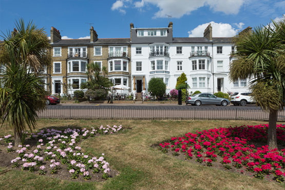 Front of House - Gleneagles Guesthouse, Southend