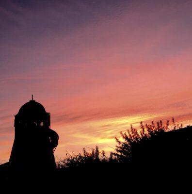 Gleneagles Lynn Tait Image 2: Helter Skelter sunset