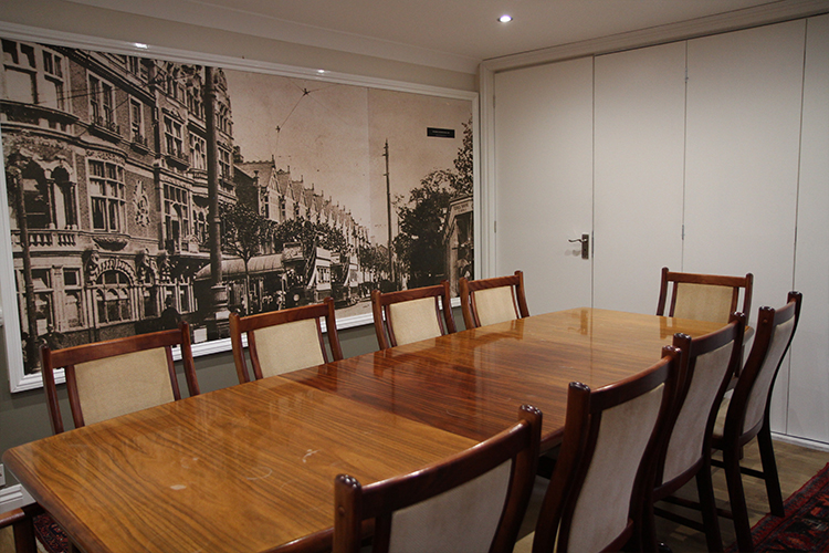 Gleneagles Meeting Room - Closed Partition