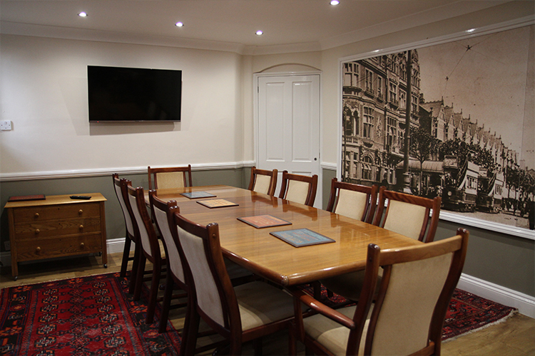 Gleneagles Meeting Room