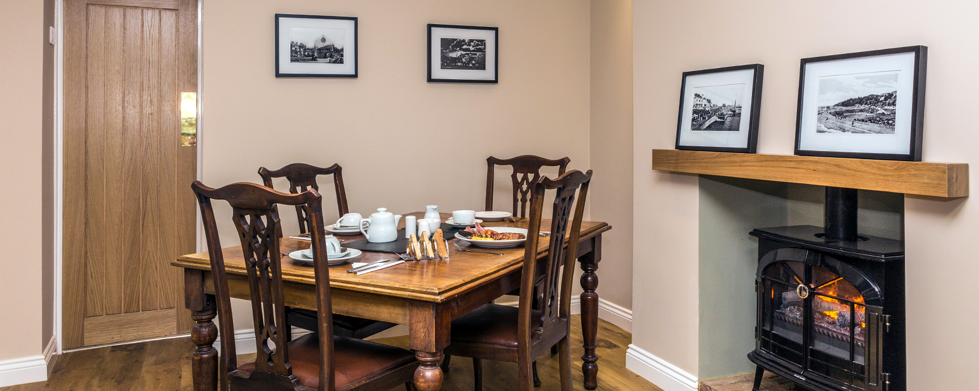 Gleneagles Guesthouse Tea Rooms