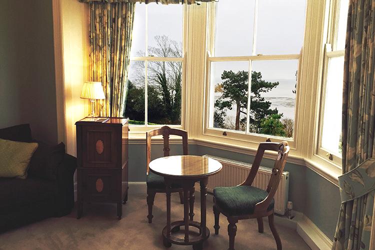 Gleneagles Pier Suite - Bay View