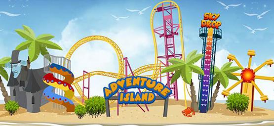 Adventure Island - with kind permission of Adventure Island